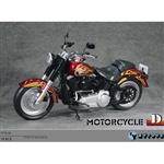 Boxed Vehicle: ZY Toys 1/6 Motorcycle Cruiser Special Version (ZY-15-26D)