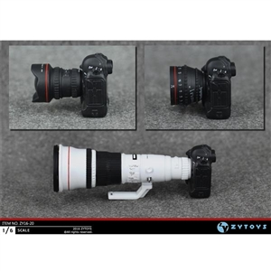Camera: ZY Toys DSLR Camera Set (ZY-16-20)