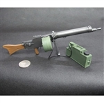 Weapon Set: ZY Toys WW2 German MG08-15 (ZY-MG08-15)
