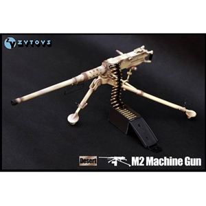 Rifle: ZY Toys 1/6 M2 Machine Gun (ZY-8031B)