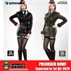 Uniform Set: ZY Toys Female Army Uniform (ZY-5035)