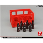 Food: ZY Toys Soda Crate w/Bottles (ZY-3010A)
