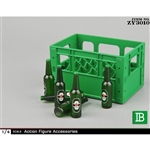 Food: ZY Toys Beer Crate w/Bottles (ZY-3010B)