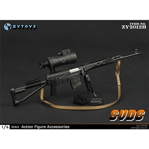 Rifle Set: ZY Toys SVDS Rifle (ZY-2012B)
