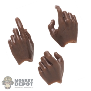 Hands: ZY Toys Mens A/A Hand Set