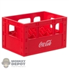 Crate: ZY Toys Single Coco Colo Red Crate