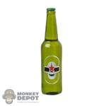 Beer: ZY Toys Single Green Beer Bottle