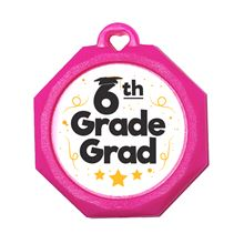 6th Grade Graduation Medal | Achievement Award