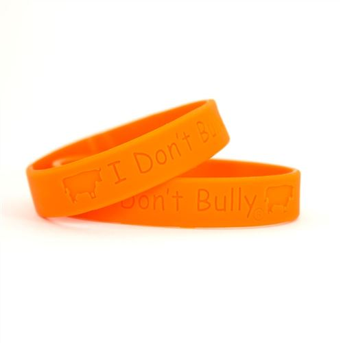 Anti-Bullying Advocacy Wristband