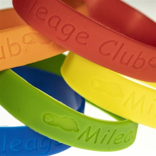 Mileage Club® - Walk-A-Long Wristbands
