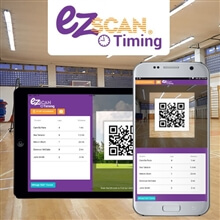 EZ Scan, running club tablet app