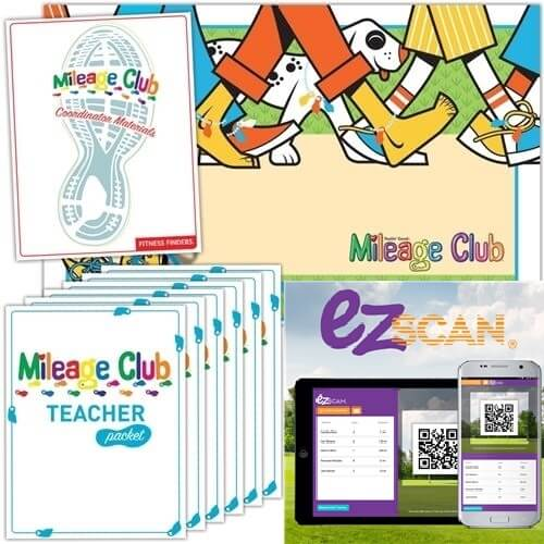 Mileage Club® Kit w/450 Toe Tokens® & EZ Scan®