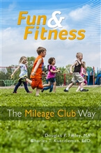 Fun & Fitness Booklet - 44 page booklet full of fitness ideas for kids.