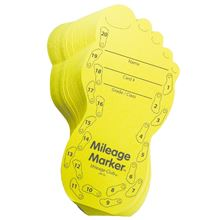 Mileage Club® - Mileage Marker™ Cards (II)