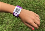EZ Scan® QR Slap Bands