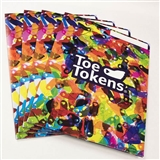 Fitness Awards - Toe Token™ Folder