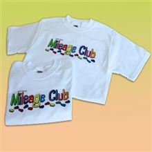 Fitness Apparel - Mileage Club T-Shirt
