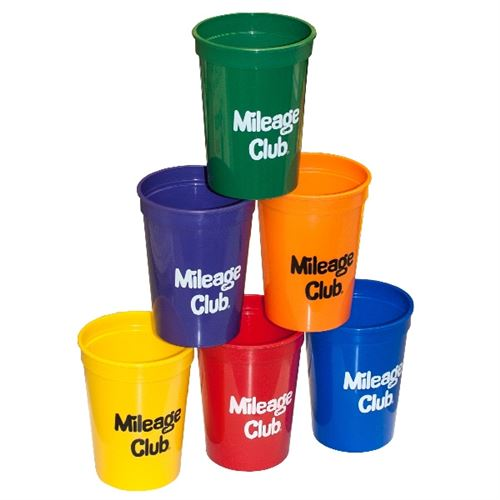 Running Club Awards - Mileage Cup