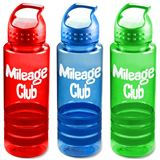 Mileage Club - Running Club Sport Bottle