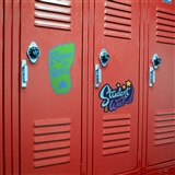 Student of the Week Award | Locker Decals