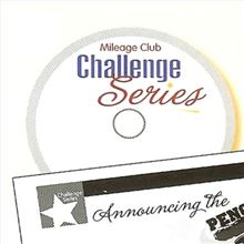 Challenge Series - Artwork CD