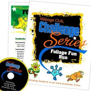 Youth Running Programs - Mileage Club Challenge Series 2