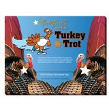 Youth Running Clubs - Turkey Trot Certificate