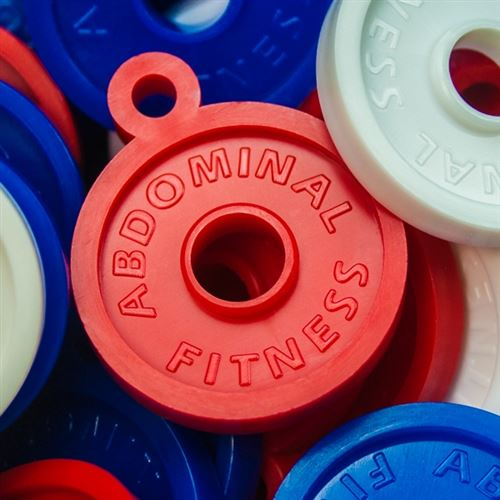 Kids Fitness Awards - Abdominal Fitness Medals
