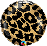 "Qualatex 13322 18"" Leopard Spots Foil"