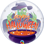 Qualatex 14827 Bubble Halloween Witch's Brew