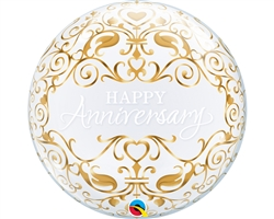 Anniversary Single Bubble