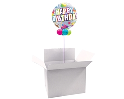 BUBBLE BALLOON BOX