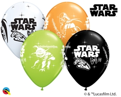 Qualatex 19363 Star Wars Latex Balloons