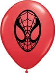 Spiderman Face Latex