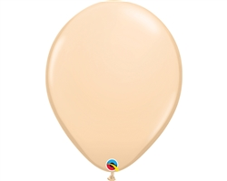 "16"" ROUND BLUSH LATEX (50 PER BAG)"