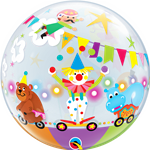 SINGLE BUBBLE CIRCUS PARADE