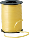 Curling Ribbon Sunshine Yellow
