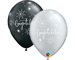 Qualatex 36989 Congratulations Elegant Latex