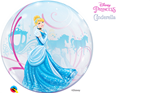 "22"" DISNEY BUBBLE CINDERELLA ROYAL"