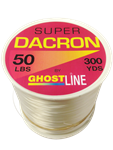 Dacron Archline 50LB Test 300 Yds (Each)