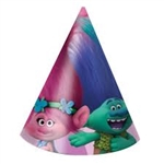 Qualatex 49787 Trolls Paper Plates Ireland