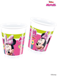 Disney Minnie Mouse Plastic Party Cups