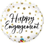 Happy Engagement Foil