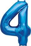 "16"" NUMBER 4 - BLUE FOIL AIR FILL"