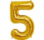 "16"" NUMBER 5 - GOLD FOIL AIR FILL"