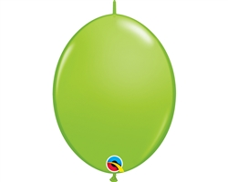 "6"" QUICKLINK LATEX LIME GREEN (50 PER BAG)"