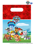 Paw Patrol Party Bags
