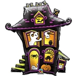 Haunted House Foil