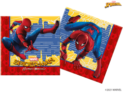 Spiderman Paper Napkins