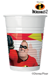 Incredibles 2 Plastic Party Cups